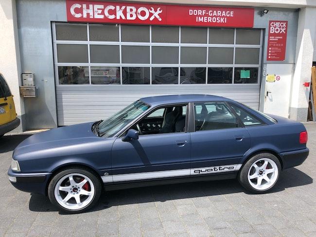 Audi 80 2.8 E V6 quattro 170'000 km CHF9'800 - acheter sur carforyou.ch - 1