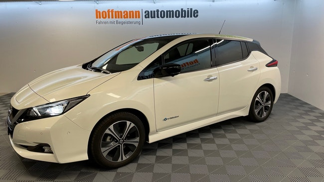 Nissan Leaf Tekna(incl.battery) 5'100 km CHF24'900 - kaufen auf carforyou.ch - 1
