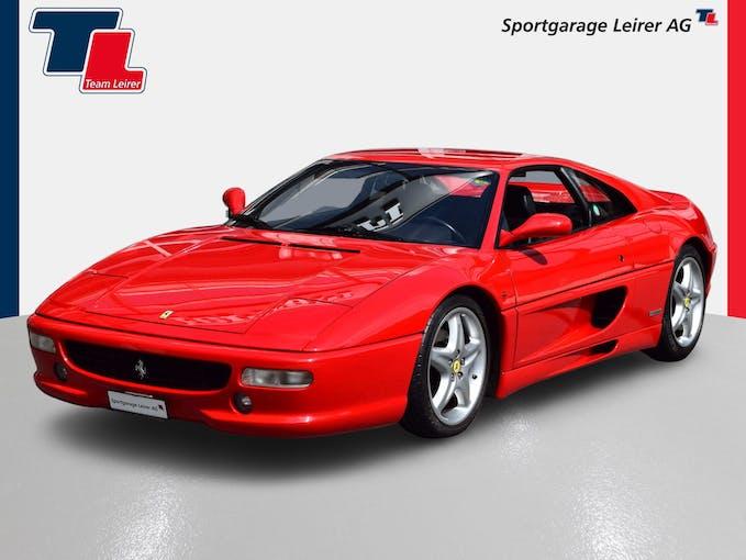 Ferrari F 355 F355 Berlinetta 37'050 km CHF105'450 - acquistare su carforyou.ch - 1