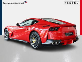 Ferrari 812 Superfast 15'100 km CHF304'000 - kaufen auf carforyou.ch - 3
