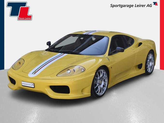 Ferrari 360 F360 Challenge stradale 15'700 km CHF189'000 - acquistare su carforyou.ch - 1