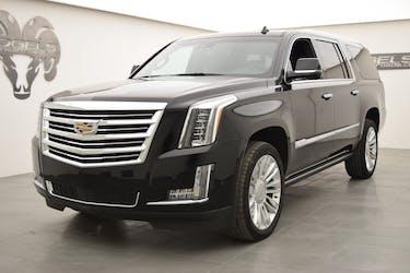 Cadillac Escalade 6.2 ESV Platinum 69'825 km CHF76'800 - acquistare su carforyou.ch - 2
