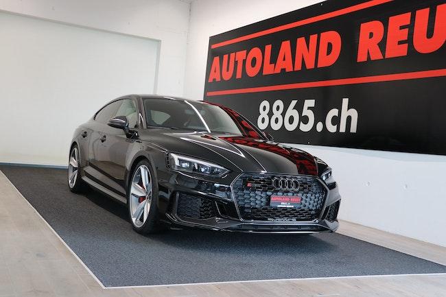 Audi S5 / RS5 RS5 Sportback 2.9 TFSI quattro tiptronic 7'700 km CHF81'990 - acheter sur carforyou.ch - 1