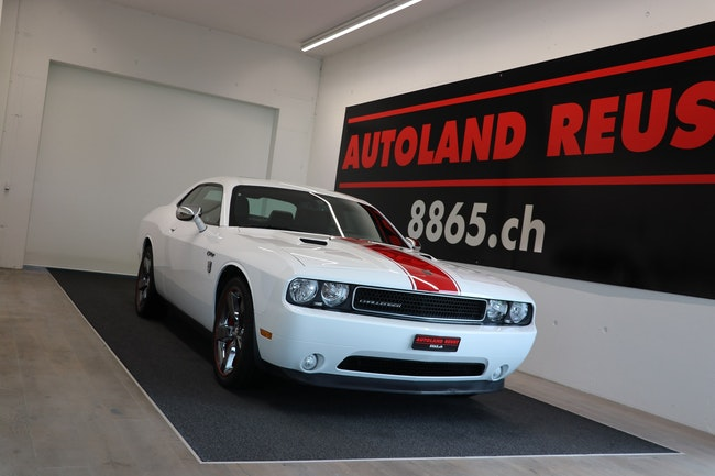 Dodge USA Challenger 3.6 VVT Rally Red Line 309PS 26'500 km CHF28'900 - buy on carforyou.ch - 1