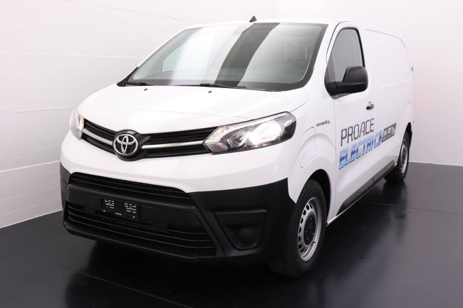 Toyota Proace Van L1 75KWh Active 1'500 km CHF43'800 - acheter sur carforyou.ch - 1