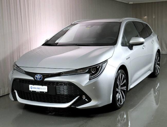 Toyota Corolla Touring Sports 2.0 HSD Trend 7'400 km CHF34'790 - acheter sur carforyou.ch - 1