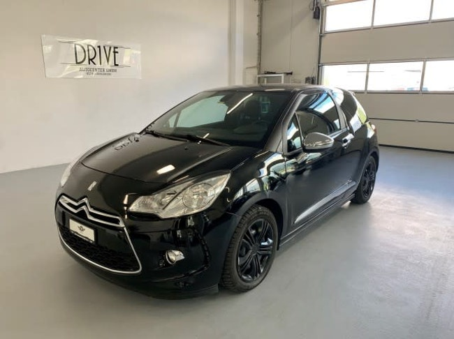 DS Automobiles DS3 1.6 16V HDi Sport Chic 130'000 km CHF7'200 - acheter sur carforyou.ch - 1