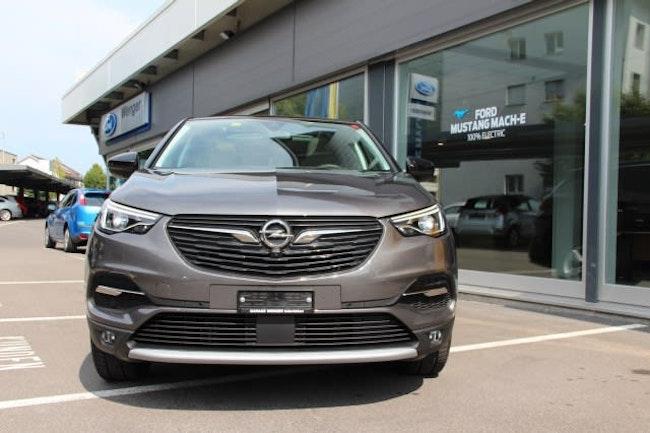 Opel Grandland X 1.2i TP Ultimate 11'350 km CHF26'930 - kaufen auf carforyou.ch - 1