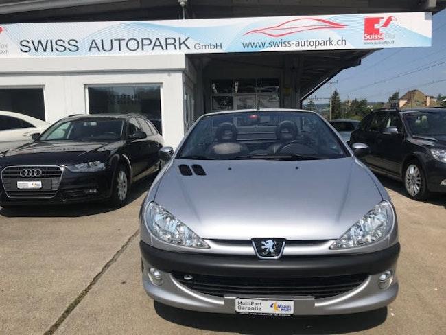 Peugeot 206 CC 2.0 16V 60'000 km CHF1'800 - acheter sur carforyou.ch - 1