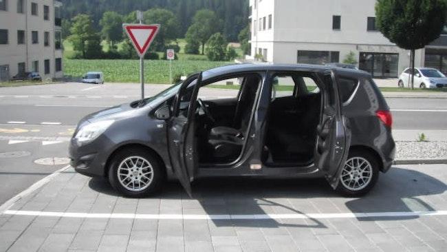 Opel Meriva 1.4 Turbo Enjoy 140'000 km CHF4'500 - kaufen auf carforyou.ch - 1
