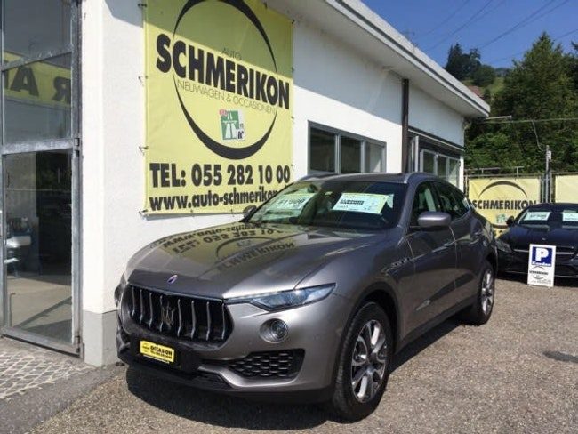 Maserati Levante S 3.0 V6 Automatica 27'600 km CHF61'500 - buy on carforyou.ch - 1
