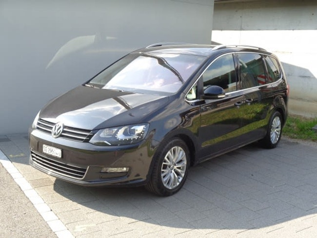 VW Sharan 1.4 TSI BlueMotion Technology Comfortline 142'000 km CHF11'900 - acheter sur carforyou.ch - 1