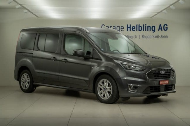Ford Connect TOURNEO CONNECT 1,5 EcoBlue 120 Titanium 11'100 km CHF28'500 - buy on carforyou.ch - 1