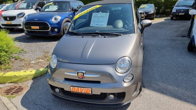 Fiat 500 C 1.4 16V Turbo Abarth 54'800 km CHF15'800 - buy on carforyou.ch - 1