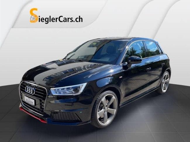 Audi A1 Sportback 1.8 TFSI Sport S-tronic 27'500 km CHF22'500 - buy on carforyou.ch - 1