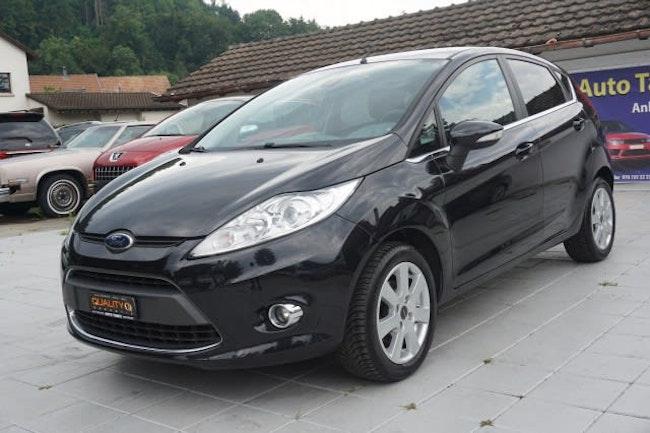 Ford Fiesta 1.4 16V Titanium 117'800 km CHF3'990 - acquistare su carforyou.ch - 1