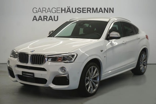 BMW X4 M 40i Steptronic 25'000 km CHF48'900 - buy on carforyou.ch - 1