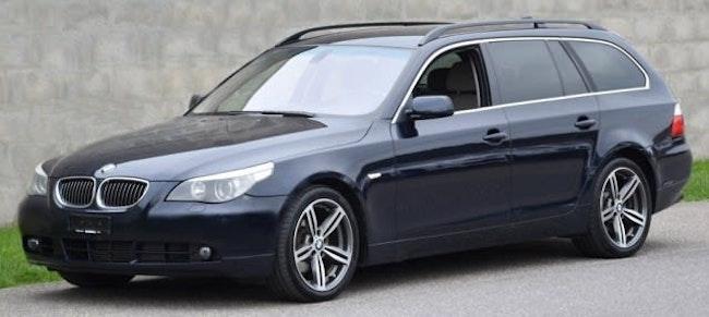BMW 5er 525d Touring 340'000 km CHF2'780 - acheter sur carforyou.ch - 1