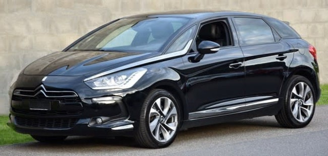 DS Automobiles DS5 2.0 HDi SO Chic 225'000 km CHF7'200 - acheter sur carforyou.ch - 1