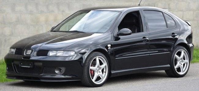 SEAT Leon 1.8 T Cupra R Suizacopa 168'000 km CHF4'580 - buy on carforyou.ch - 1