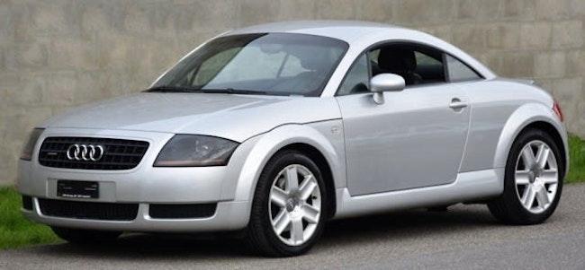 Audi TT Coupé 1.8 T quattro 200'000 km CHF3'480 - buy on carforyou.ch - 1