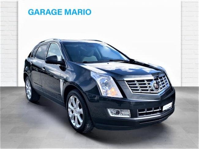 Cadillac SRX 3.6 V6 Sport Luxury 4WD Automatic 112'400 km CHF17'900 - buy on carforyou.ch - 1