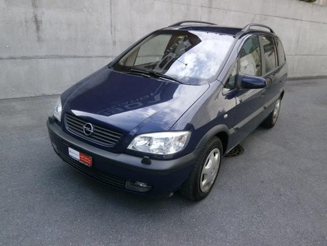 Opel Zafira 1.8i 16V Linea Fresca 139'000 km CHF4'400 - kaufen auf carforyou.ch - 1