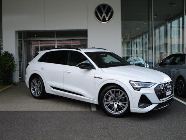 Audi e-tron 55 S Line quattro 6'900 km CHF82'500 - acquistare su carforyou.ch - 1