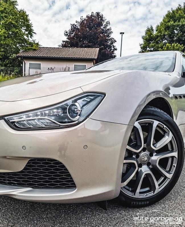 Maserati Ghibli 3.0 V6 Automatica 49'999 km CHF34'800 - buy on carforyou.ch - 1