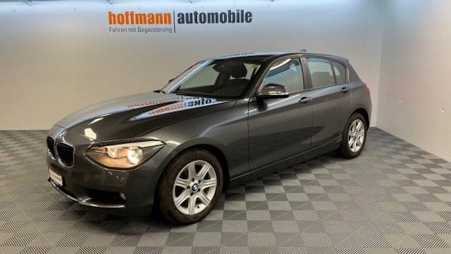 BMW 1er 116i Sport Line Steptronic 60'243 km CHF14'900 - acheter sur carforyou.ch - 1