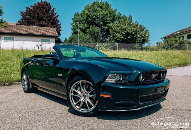 Ford Mustang 5.0 GT Manuell 15'000 km CHF37'800 - buy on carforyou.ch - 1