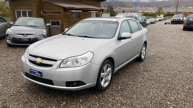 Chevrolet Epica 2.5 LT Automatic 79'000 km CHF3'111 - buy on carforyou.ch - 1