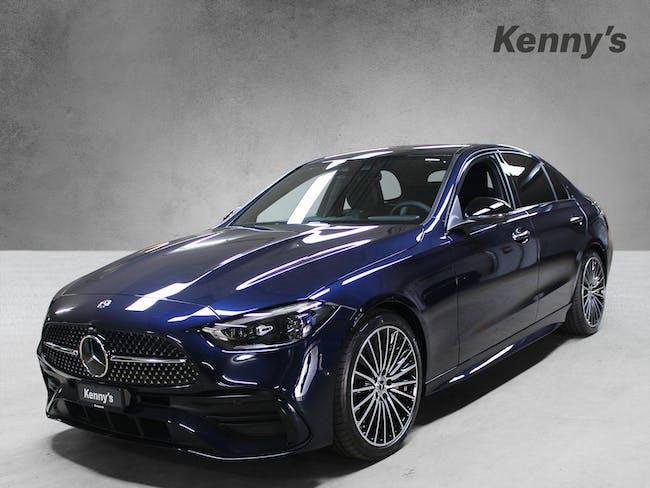 Mercedes-Benz C-Klasse C 200 AMG Line 4Matic 20 km CHF67'300 - buy on carforyou.ch - 1