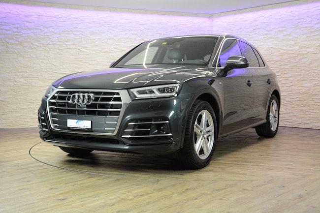 Audi Q5 2.0 TFSI Sport qu. S-Tronic 66'900 km CHF39'900 - acquistare su carforyou.ch - 1