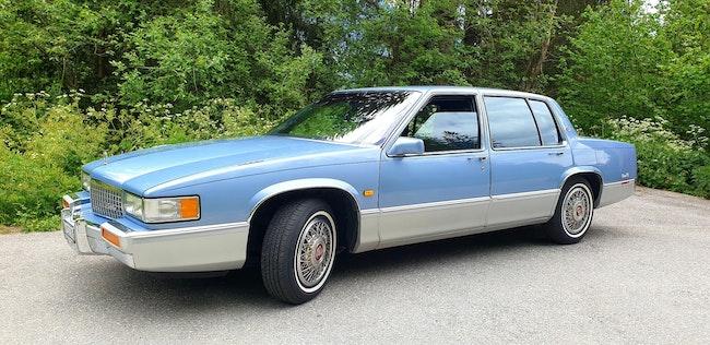 Cadillac De Ville 4.5 V8 190'000 km CHF8'750 - acheter sur carforyou.ch - 1
