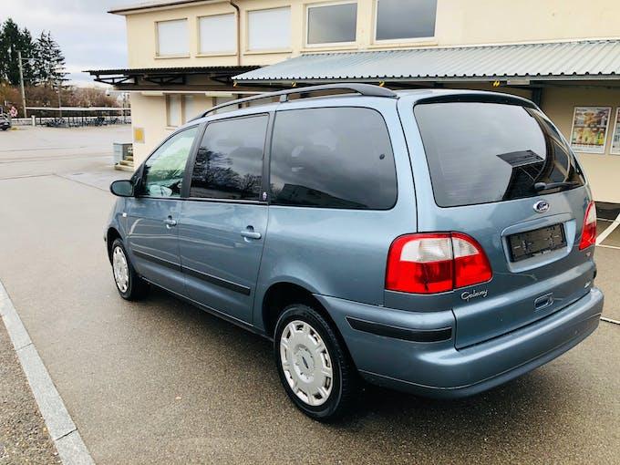 Ford Galaxie 1.9 Diesel ab mfk 14/12/2020 150'000 km CHF1'300 - buy on carforyou.ch - 1