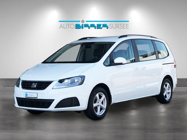 SEAT Alhambra 1.4 TSI Entry S/S 114'000 km CHF17'900 - buy on carforyou.ch - 1
