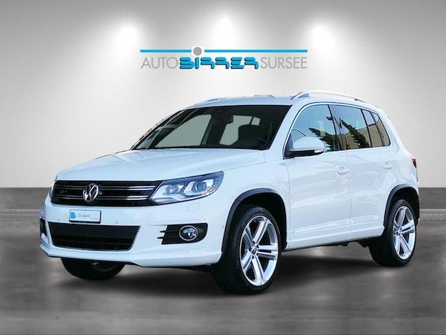 VW Tiguan 2.0 TDI Sport & Style 63'000 km CHF23'900 - kaufen auf carforyou.ch - 1