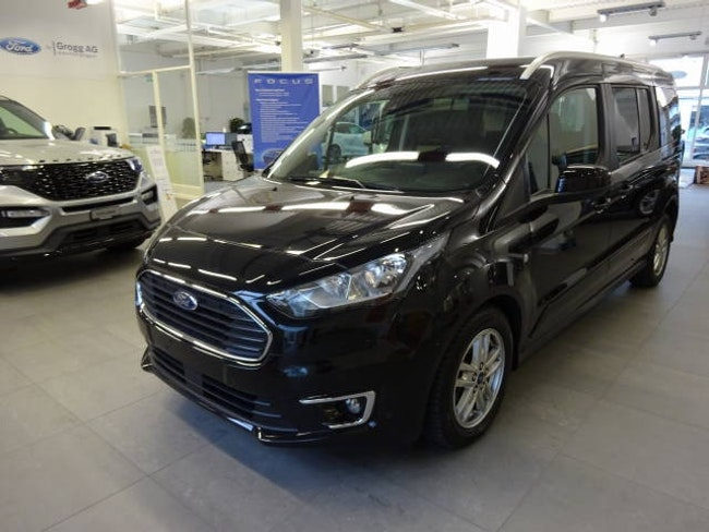 Ford Connect Tourneo Gr.Con.1.5 EcoBlue 120 Tita. 15'000 km CHF27'790 - buy on carforyou.ch - 1