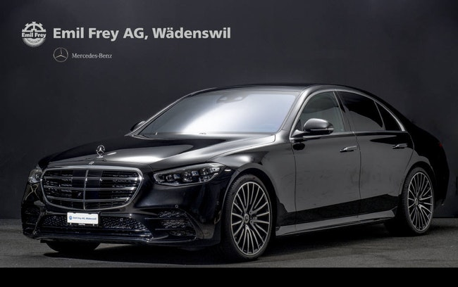 Mercedes-Benz S-Klasse S 450 4MATIC Limousine AMG Line 20 km CHF152'120 - buy on carforyou.ch - 1