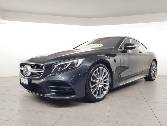 Mercedes-Benz S-Klasse S 450 AMG Line 4Matic Coupé 33'500 km CHF89'900 - buy on carforyou.ch - 1