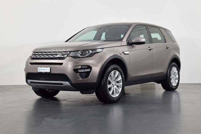 Land Rover Discovery Sport 2.0 Si4 HSE 55'600 km CHF27'900 - kaufen auf carforyou.ch - 1