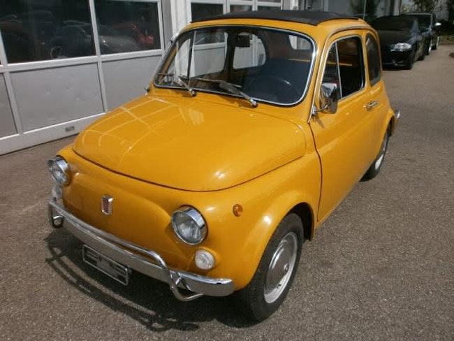 Fiat 500 500 97'500 km CHF11'990 - buy on carforyou.ch - 1