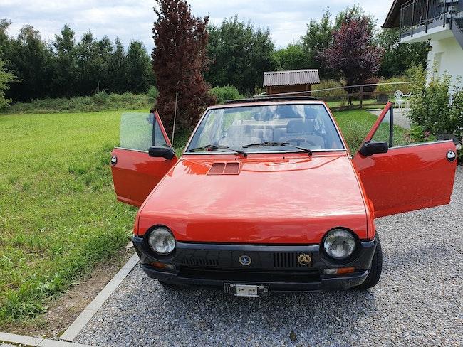 Fiat Ritmo 85 Bertone Cabrio (Cabriolet) OLDTIMER - TOP Rari 20'000 km CHF11'800 - kaufen auf carforyou.ch - 1