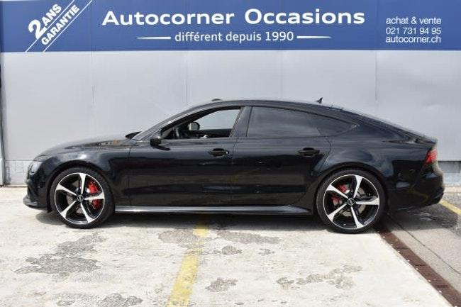 Audi RS7 Sportb. 4.0 TFSI V8 p 51'000 km CHF76'900 - acheter sur carforyou.ch - 1