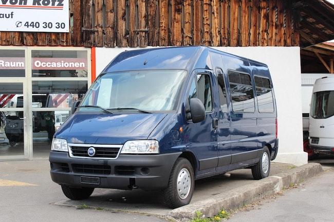 Fiat Ducato Minibus 2.3 JTD Swiss 111'840 km CHF11'880 - buy on carforyou.ch - 1