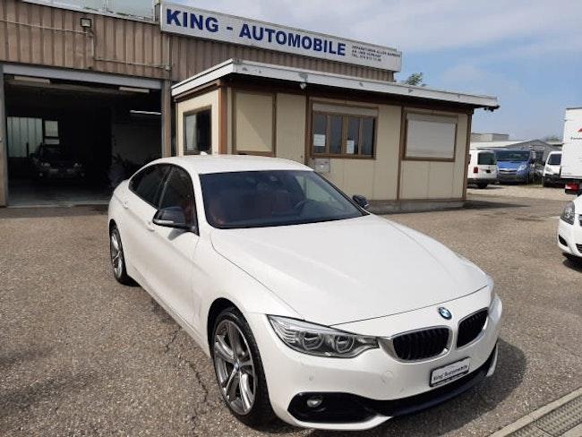 BMW 4er 430d Gran Coupé xDrive Steptronic 133'000 km CHF24'900 - buy on carforyou.ch - 1
