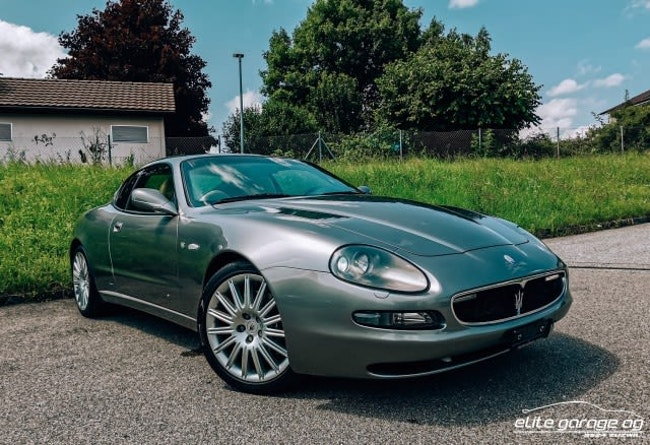 Maserati GT Coupé GT 110'300 km CHF24'800 - buy on carforyou.ch - 1