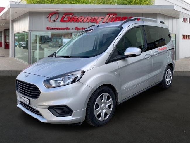 Ford Tourneo Courier ier 1.5 TDCi Trend 6'505 km CHF19'500 - acquistare su carforyou.ch - 1