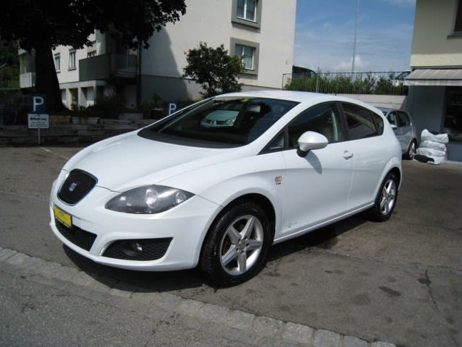SEAT Leon 1.2 TSI COPA Reference 106'770 km CHF6'900 - buy on carforyou.ch - 1